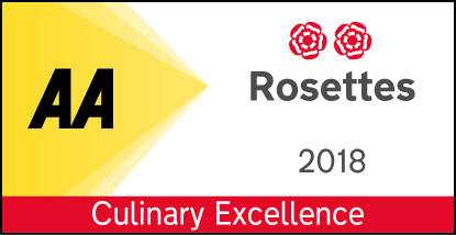 AWARDED TWO ROSETTES