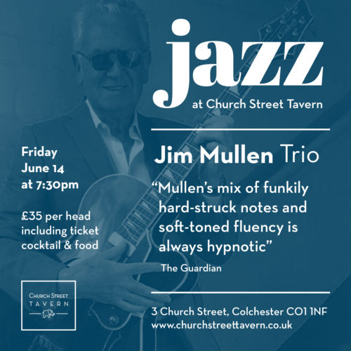 FRIDAY NIGHT JAZZ – 14 JUNE 2019